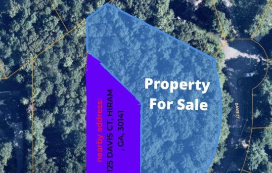 BUILD your dream home just 40 minutes away from fast growing Atlanta GA in Hiram GA (Paulding County GA)!